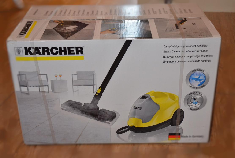 Karcher sc2 mon avis n gatif sur le balai vapeur - Nettoyeur de sol karcher ...